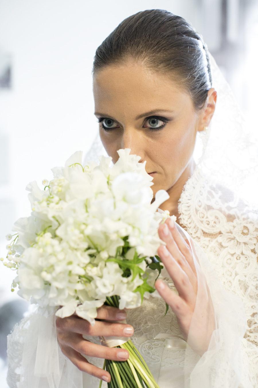 Il matrimonio Milanese di Michela