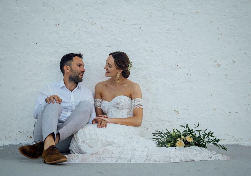 effortless chic wedding